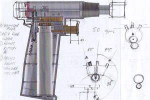 Tool & Gauge Design Drawing